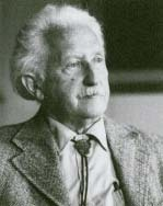 "Erik Erikson (1902-1994), a Pulitzer Prize-winning psychoanalyst, was interested in the ways culture influences peoples' personalities. He is known for his term ""identity crisis,"" which he used to describe an event in adolescent personality development. Ted Streshinsky/Corbis"