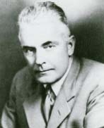 The psychologist John B. Watson (1878-1958) is considered to be the father of behaviorism. He believed that human behavior depends not on the mind or feelings, but instead on our environment and experiences and how we learn to react to them. Archives of the History of American Psychology, Photograph File—The University of Akron